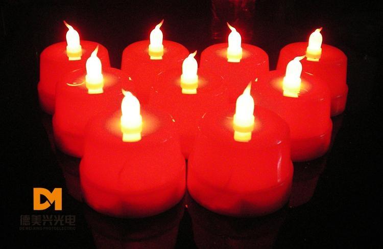 LED電子蠟燭  4
