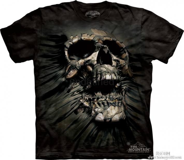 印花T恤 4