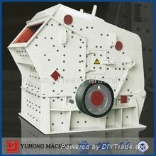 Quality Certification PF-1007 Impact Crusher hot sale