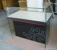 showcase display stand