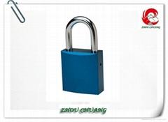 Safety Padlock Aluminum Padlock
