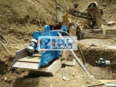 LZ26-35 sand washing & recycling machine