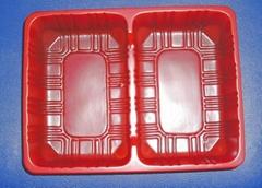 食品吸塑包装盒