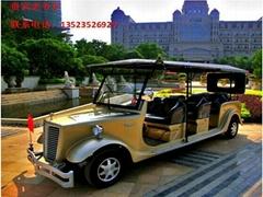 鄭州電動觀光車