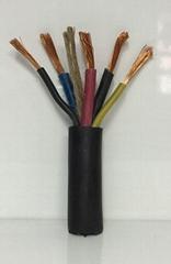 通用橡套軟電纜YCYZ