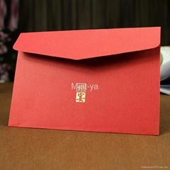 Stamp envelope wedding invitation envelopes red envelope XF-01