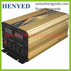 1000W DC to AC Pure Sine Wave solar Power Inverter (HYD-1000P)