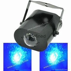 LXG033BB 3W Blue MINI LED Water Wave LIGHTING Effect