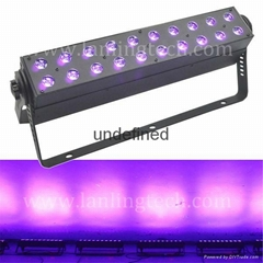 LXQ2060 20pcs*3W UV 393-396nm 420mm LED Bar Light Aluminum Wall Washer