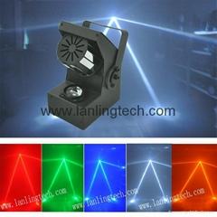 LGSG510W 1*10W RGBWY 5-IN-1 SCAN ROLLER