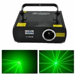 L105G 50mW 532nm green dj laser light
