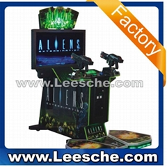 LSSM-001 Aliens Paradise Lost 32LCD shooting game machine