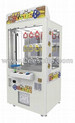 new model Key Master crane claw machine for sale