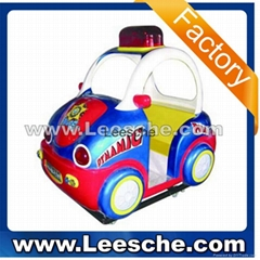 Coin operation kiddie rides for sale children ride on toys Dynamic police car