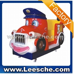 Coin operation kiddie rides for sale children ride on toys Fire Engine Truck
