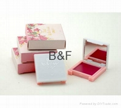 2014 hot sell blush make up cosmetic
