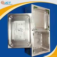 China mould manufacturer aluminum mold for disposable food container