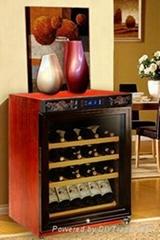 帝柯經典實木酒櫃