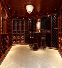 酒窖整體風格