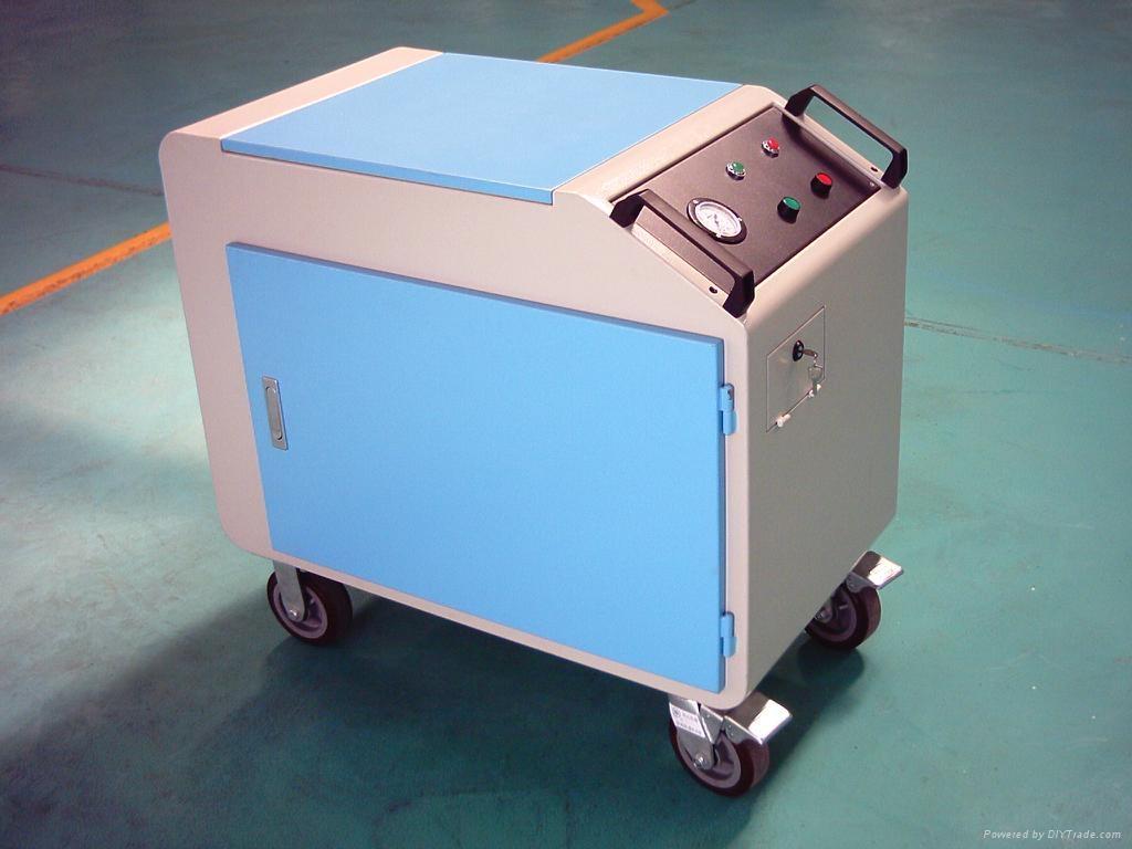 SAYA Manufacturer Supply High Precision LYC-32B Oil Filter Machine 4
