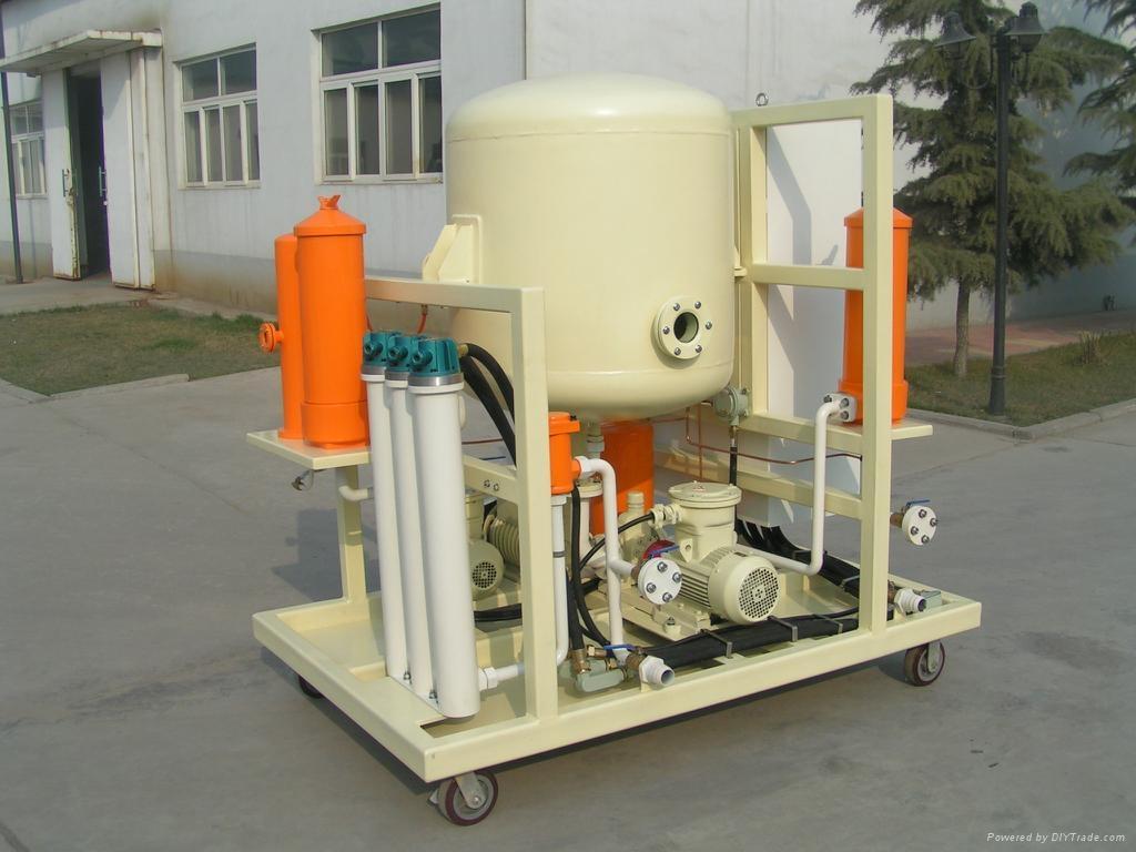 SAYA Manufacturer Supply High Precision LYC-32B Oil Filter Machine 5