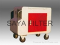 SAYA Manufacturer Supply High Quality Box-Type Movable Oil Purifier 1