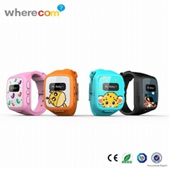 Kids smart watch with gps and phone function