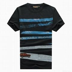 Bemme Plain t-shirt/wholesale t-shirt/custom t-shirt