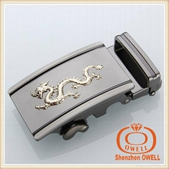 Mens Stylish Belt Leather Cowhide Belts With Variety Buckles