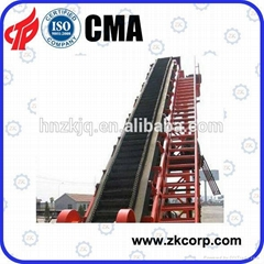 Hot Sale Inclined Belt Conveyor for Mining Industry