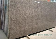 Pink G611 Granite Slabs