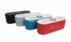 Bluetooth Music Speaker Christmas Gift Set S207 for Christmas Gift 2015