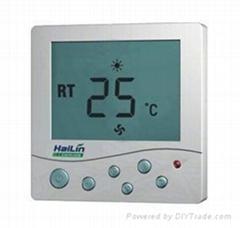 海林HL2008数字风机盘管温控器