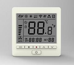 AC806系列数字风机盘管温控器