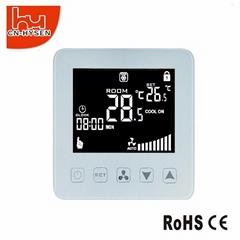 海林HL2018 系列触摸屏风机盘管温控器
