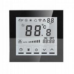 触摸风机盘管温控器