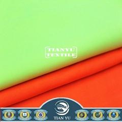 Polyester Cotton Fluorescent Hi Vis Work Shirt Fabric