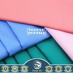 Polyester Cotton Poplin Fabric for Shirt / Uniform
