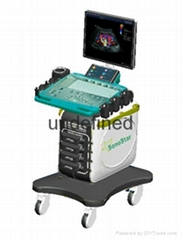 Trolley Color Doppler Ultrasound System