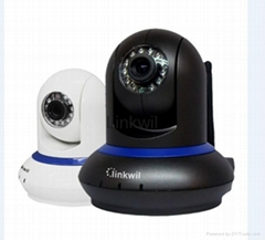 1.0MP CCTV camera, Supports Onvif, Max 32G SD Card support, Remote, Pan/Tilt and