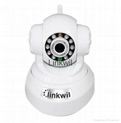 百万像素家用无线监控摄像机