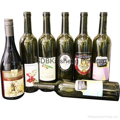 红酒酒瓶标签 2