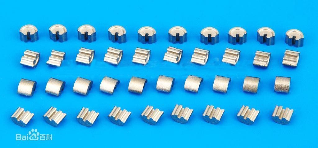 鎢合金配重件 4