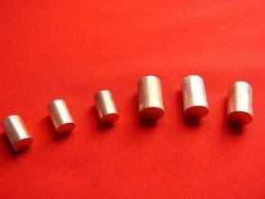 Copper tungsten alloy electrode 4