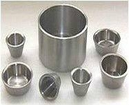 钨合金屏蔽管坩埚防辐射容器