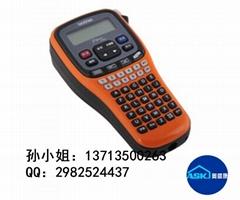兄弟标签机PT-7600/E300/E100B手持电力电信布线专用标签机
