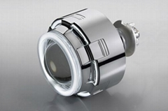 3.0inch hid bi-xenon projector lens light with double angel eyes(12C)