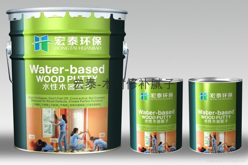木材修补腻子 5