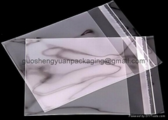 transparent opp gift packaging bag