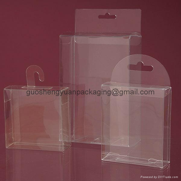 clear plastic rectangular boxes 1